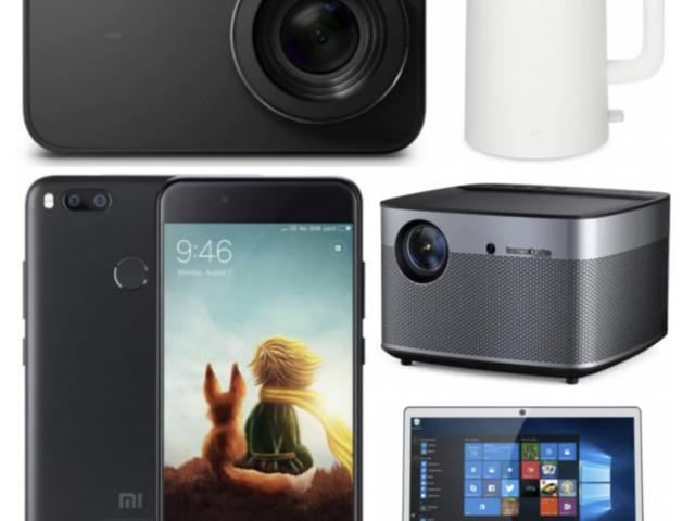 Ultime offerte speciali Xiaomi su Gearbest, con coupon!