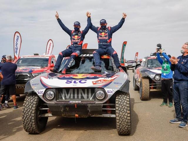 Dakar 2021 - Stéphane Peterhansel è ancora campione