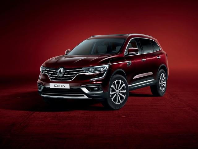 Nuovo Renault Koleos, evoluzione della specie