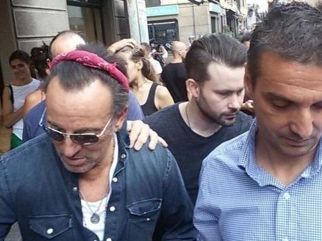 """Bruce Springsteen in Italia fa shopping a Como e raggiunge Positano per una vacanza da """"boss"""" (foto)"""