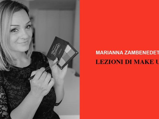 Lezioni di Make Up con Marianna Zambenedetti: Pencil Technique