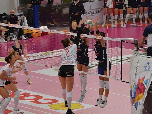 Cbf Balducci, arriva la sesta vittoria di fila contro Ravenna: raggiunto il quinto posto