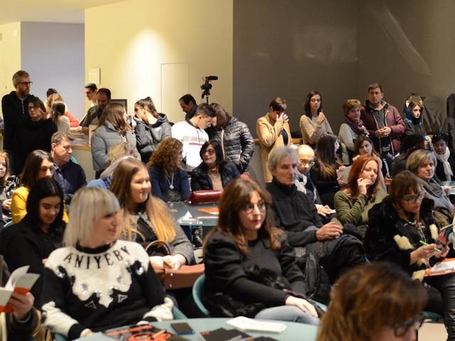 """Ipsia """"Frau"""" di Sarnano, convegno su Don Milani: """"Va riscoperto il valore della formazione professionale"""" (FOTO)"""