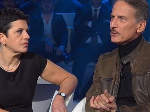 """Cesare Bocci e la moglie Daniela Spada: """"Ha avuto un ictus dopo il parto. Un medico stron** lo scambiò per una crisi di nervi"""""""