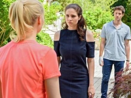 Tempesta d'amore, anticipazioni tedesche: Denise scopre che Annabelle ha costretto Joshua a lasciarla!