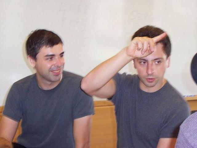 Google, Larry Page e Sergey Brin lasciano la guida di Alphabet