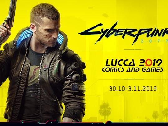 Cyberpunk 2077 a Lucca Comics & Games, per la prima volta con il doppiaggio italiano