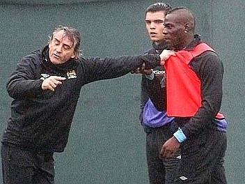 Balotelli, ci risiamo: allenatore che ha, lite che trova…