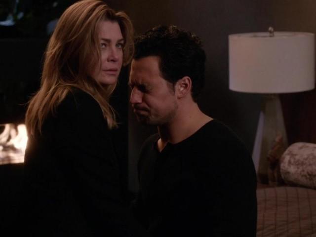 Anticipazioni Grey's Anatomy 15x22: Andrew e Meredith vengono sorpresi da Zola