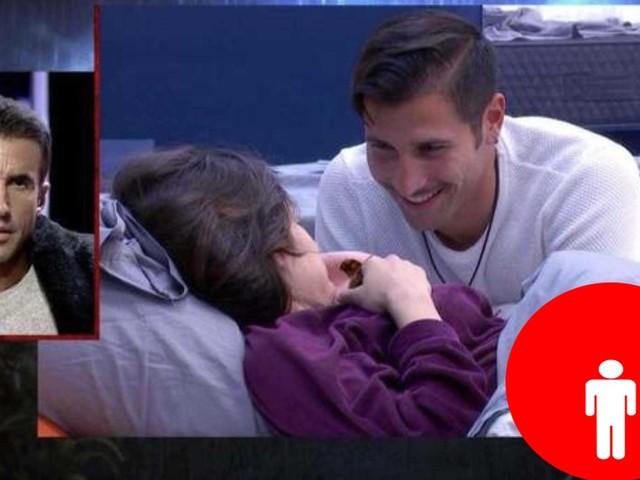 """Caos al GF spagnolo: Gianmarco Onestini vicino ad una concorrente sposata – il marito di lei sbotta per delle immagini """"particolari"""""""