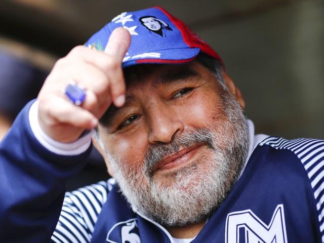 La confessione di Ferlaino: ''Così hanno punito Maradona...'''