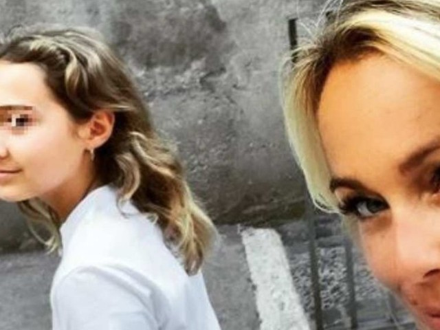 Adele Bonolis, figlia Paolo e Sonia Bruganelli/ La telefonata prima dell'intervista..