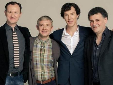 Finite le riprese di Dracula, Mark Gatiss e Steven Moffat torneranno a lavoro su Sherlock 5?