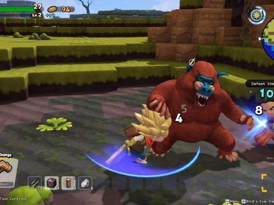 Dragon Quest Builders 2 arriva su PC a dicembre 2019 - Notizia - PC