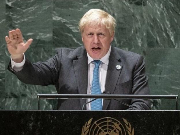 Boris Johnson all'Onu: «L'adolescenza dell'umanità sta volgendo al termine»