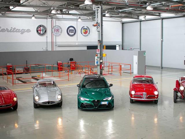 Alfa Romeo alla 1000 Miglia 2021, le auto e gli equipaggi