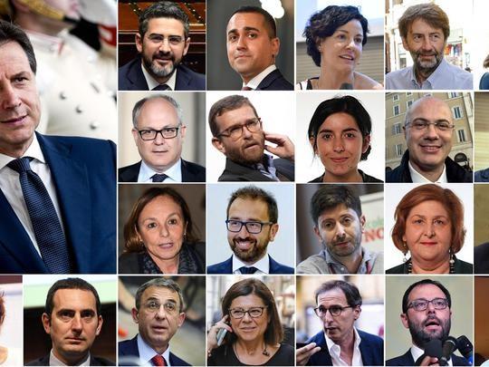 Conte vara il nuovo governo Ecco i nomi dei 21 ministri