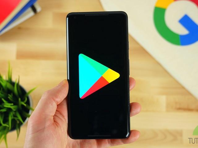 Google Play Store si rifà il look su Android TV con una nuova grafica
