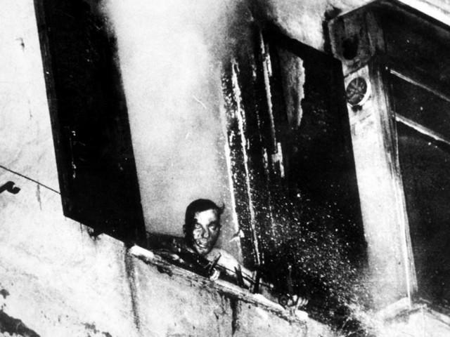 """""""Addio a un assassino"""". Morto Lollo: arse vivi i fratelli Mattei"""