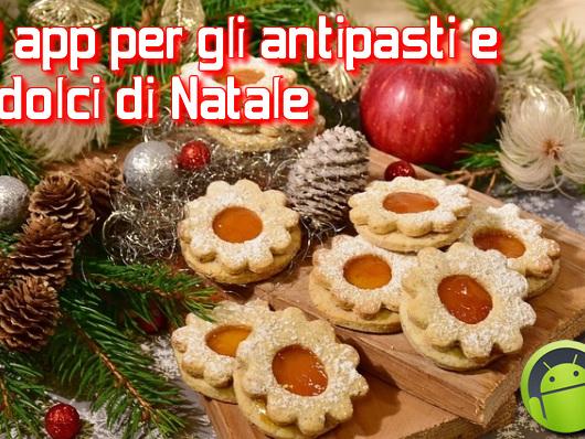 3 app per gli antipasti e i dolci di Natale - Web Apps Magazine
