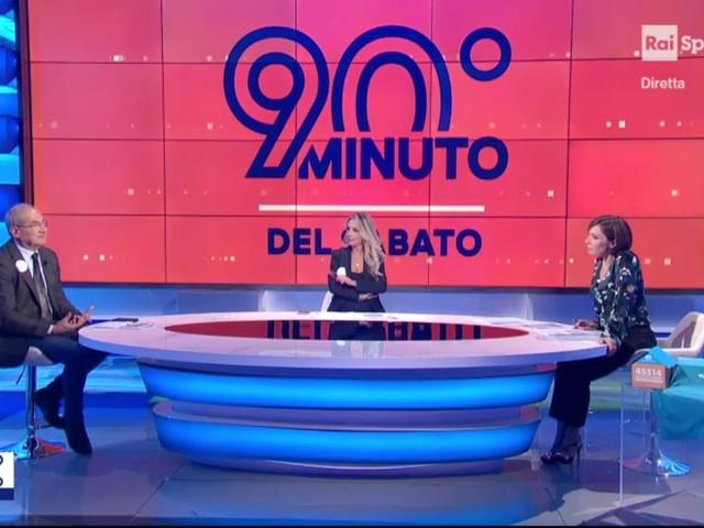 Sabato Rai Sport, Palinsesto 9 Novembre 2019