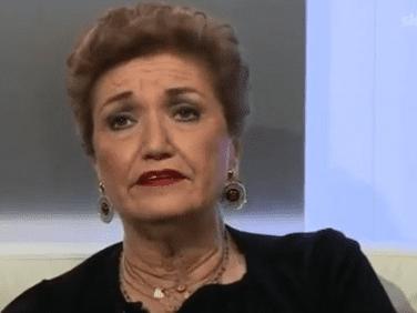 Mara Maionchi positiva al coronavirus: ricoverata a Milano