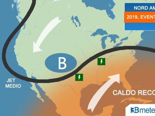 Meteo. Tornado, alluvioni e neve record, un 2019 di eventi estremi per gli Stati Uniti