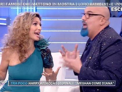 """Pomeriggio 5, atroce accusa di Giovanni Ciacci a Maria Monsè: """"Come hai ridotto tua figlia"""""""