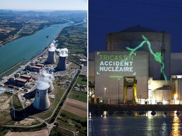 Terremoto in Francia: chiusa la centrale nucleare di Cruas e gli impianti di Tricastin