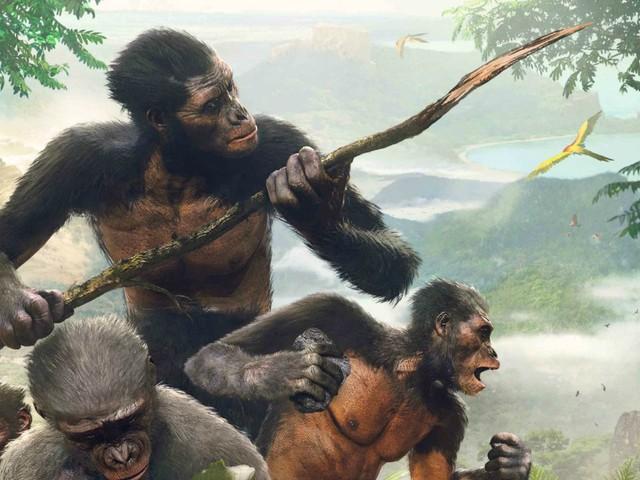 Ancestors The Humankind Odyssey debutta su PlayStation 4 e Xbox One