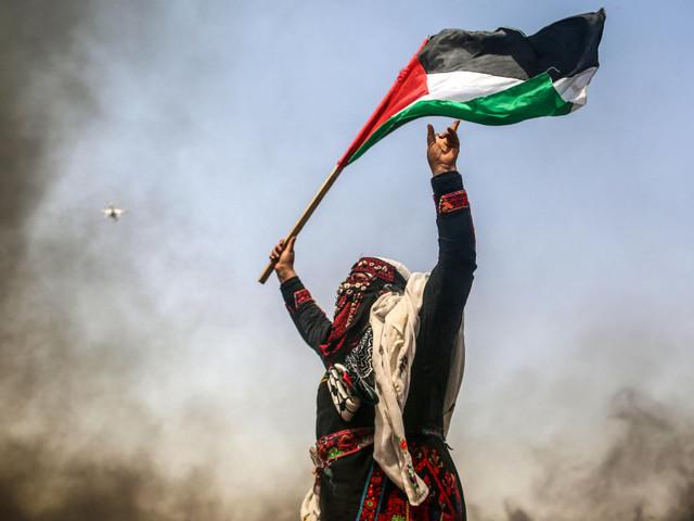 Dopo le bombe sulla Siria, a Gaza una vigilia incerta