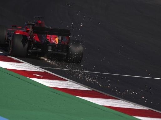 F1, GP Portogallo 2020: qualifiche posticipate di 30′ per un tombino divelto nella FP3 da Vettel