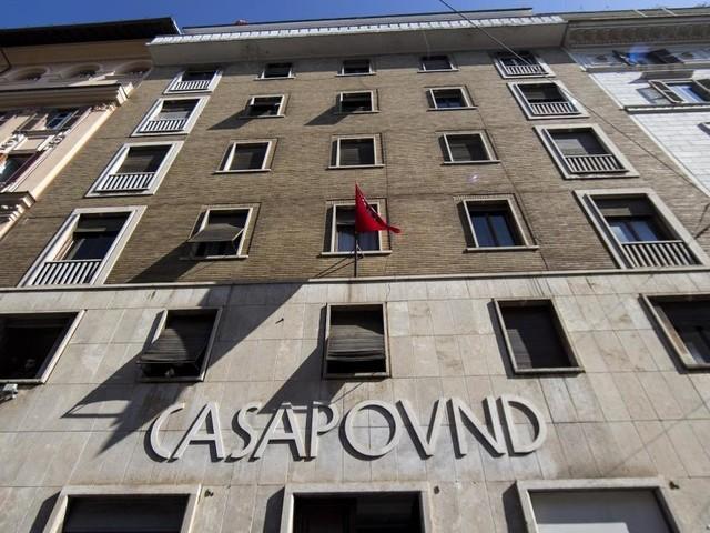 CasaPound, la sindaca Raggi: 'La loro occupazione è un'ingiustizia'