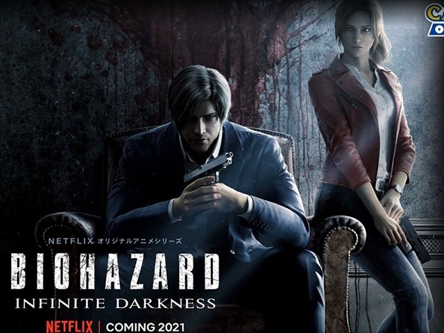 Resident Evil: Infinite Darkness, la serie TV di Netflix tra nuove immagini