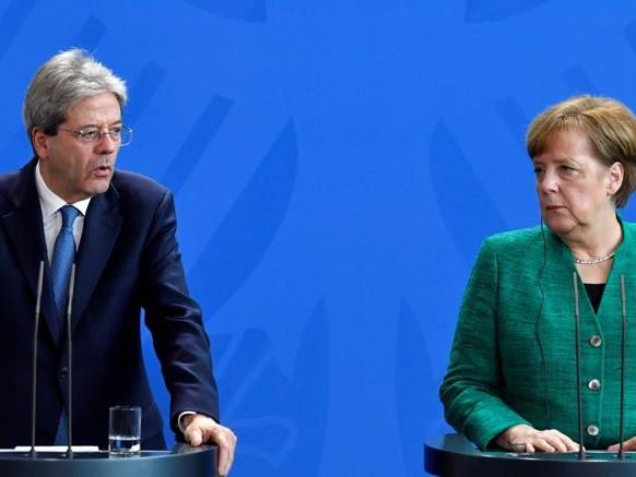 Gentiloni vede Merkel: centrosinistra unico pilastro pro-Ue