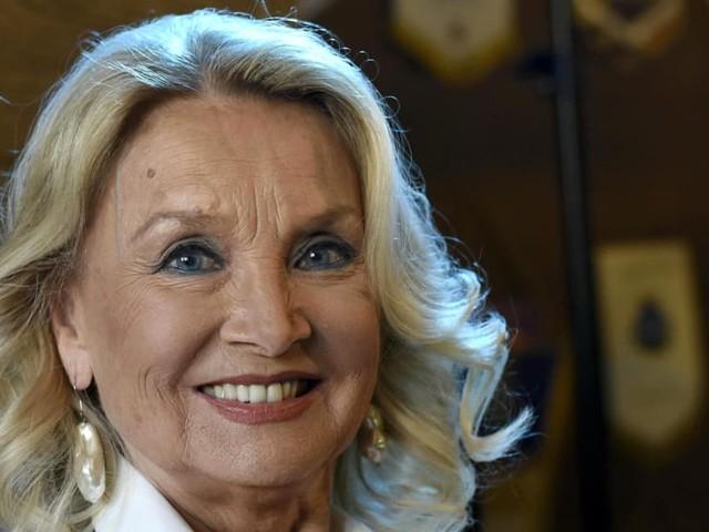 """Barbara Bouchet: """"In tv più sei volgare e più buchi lo schermo"""""""