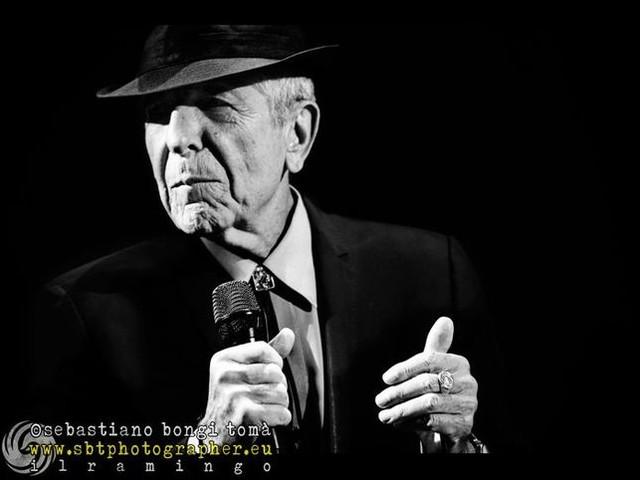 Leonard Cohen: le cover in italiano più famose