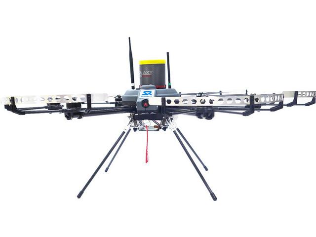 Skyrobotic SR-SF6c, drone da sorveglianza Made in Italy
