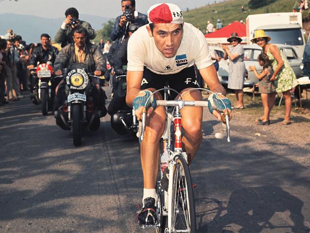 Biografia di Eddy Merckx