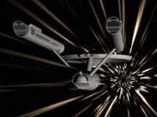La velocità a massima curvatura di Star Trek, anche potendola realizzare, sarebbe dolorosamente lenta