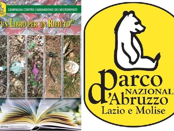 Un libro per un rifiuto: la campagna contro l'abbandono dei microrifiuti nel Parco di Abruzzo, Lazio e Molise