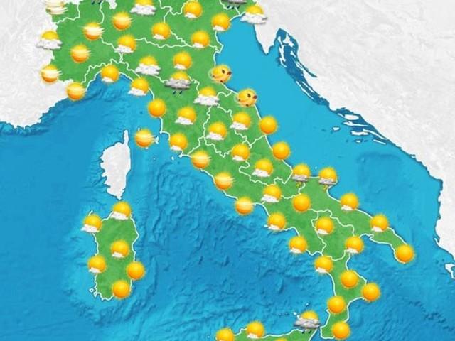Instabile al Centro Nord, in attesa il Sud con sole e clima estivo