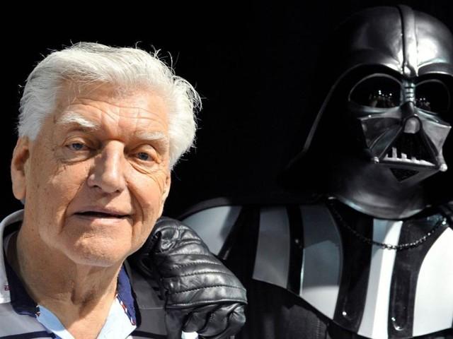 Morto David Prowse, fu Darth Vader nella trilogia originale di Star Wars