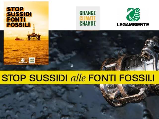 Sussidi alle fonti fossili: 18,8 miliardi di euro nel 2018. Nonostante l'emergenza climatica in atto, l'Italia non cambia rotta