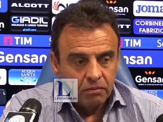 """Corsi (pres. Empoli): """"Lazio superiore alla Fiorentina. Lotito e Tare numeri uno"""""""