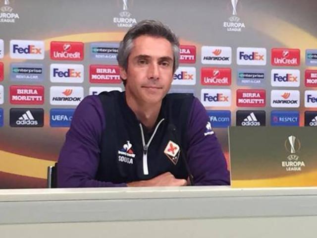 """VIDEO – Sousa: """"Domani vogliamo riscattarci. A fine stagione vi racconterò tutto…"""""""