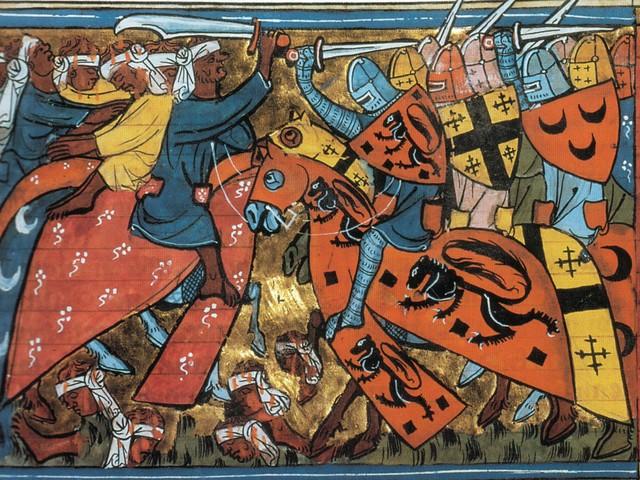 Crociate, misteri, delitti Nel Graal genovese c'è un giallo medievale