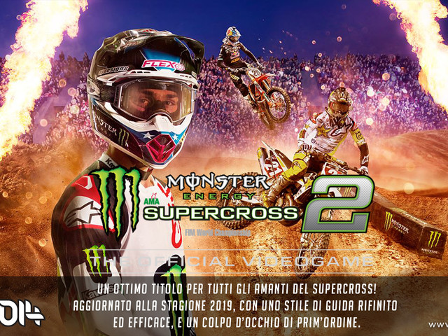 Monster Energy Supercross 2 – Recensione Xbox One