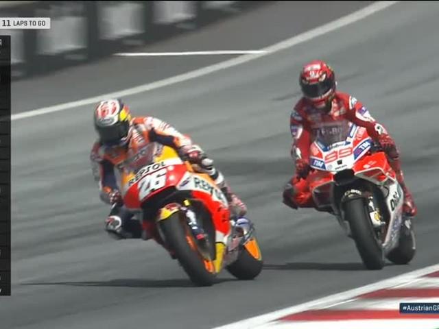 MotoGP, GP Austria: gli highlights della gara