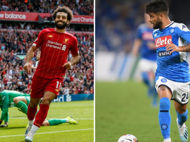 Napoli-Liverpool, le probabili formazioni